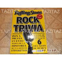 Rock Trivia Especial Rolling Stone Revistas Especiales