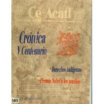 La Cultura De Anahuac Ce Acatl Antigua Revista 1992 Vv4