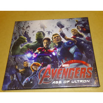 Libro Marvel Avengers Age Of Ultron The Art Of The Movie