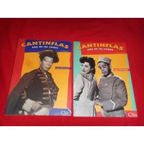 Cantinflas - Revista Clio Tomos 1 Y 2 Año 1996 Lote De 2