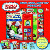 Leer Look Juego Sésamo Libro Gift Set - Thomas Y Sus Amigos