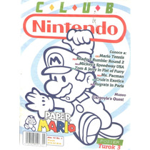 Revista Club Nintendo Año 10 Num. 1