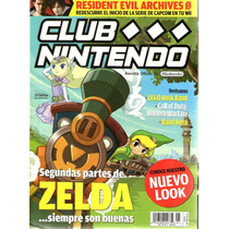 Revista Club Nintendo Año 19 Num. 1