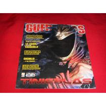 Tinieblas - Guerreros Del Ring Revista Año 2007 # 69