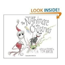 Libro De The Nightmare Before Christmas: 20th Anniversary Ed