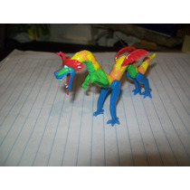 Gcg Alebrije De Plastico De La Revista Big Bang Dragon Au1