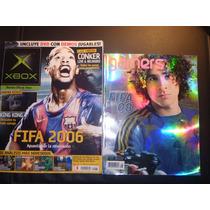 Revista Edicion Especial Xbox Gamers Los 4 Fatanticos Hulk