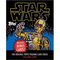 Star Wars: The Original Topps Trading Card Series, Volume On