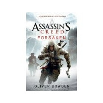 Libro Assassins Creed Forsaken *cj