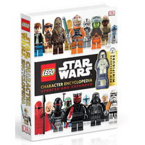 Lego Libro Star Wars Character Encyclopedia White Boba Fett