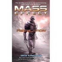 Libro De Mass Effect - Revelation - Nuevo