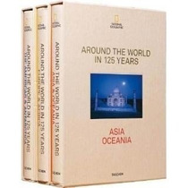 Libros De National Geographic: Around The World In 125 Years