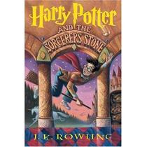 Set De 4 Primeros Libros Harry Potter Pasta Dura Ingles!