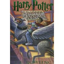 Libro Harry Potter And The Prisoner Of Azkaban En P Dura!