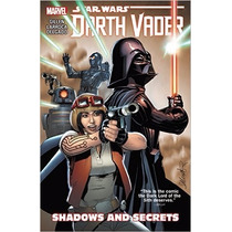 Star Wars: Darth Vader Vol. 2: Shadows And Secrets (star War