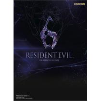 Libro Guia Resident Evil 6: Graphical Guide En P Blanda!