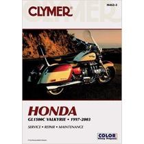 Clymer Honda Gl1500c Valkyrie, 1997-2003 (clymer Motorcycle