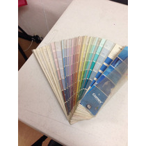 Pantone O Abanico De Colores Hasta 980 Tonos (6112)