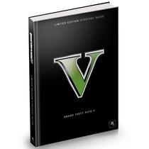 Grand Theft Auto 5 Ed Limitada Guia De Estrategia Ps3 Xbox