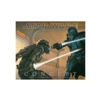 Libro De Arte De Star Wars Art Concept En Pasta Dura - Nuevo