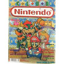 Revista Club Nintendo Año 6 Num. 4