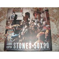 Libro Fotografico The Rolling Stones 50 X20 Mick Jagger Rock