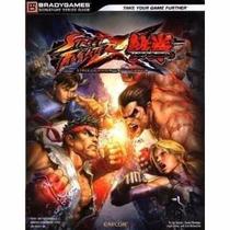 Guia Oficial De Street Fighter X Tekken - Nueva
