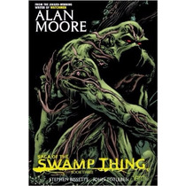 Libro Saga Of The Swamp Thing, Book 3