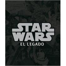Star Wars El Legado Libro Set C/ 2 Cds Y 50 Coleccionables!
