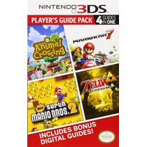 Libro Nintendo 3ds Guide Pack: Prima Official Game Guide Pb!