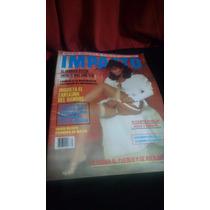 Elizabeth Aguilar 1982 Revista Impacto