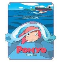 Libro De Ponyo Picture Book En Pasta Dura - Nuevo