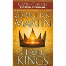 Libro 2 De A Song Of Ice And Fire A Clash Of Kings - Nuevo