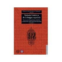 Libro Sintaxis Historica De La Lengua Española Vol 2
