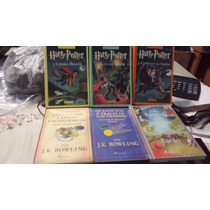 Libros Harry Potter, Coleccion,
