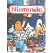Revista Club Nintendo Año 11 Num. 4