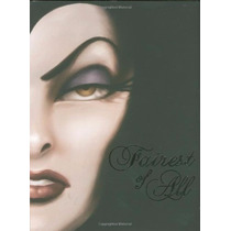 Libro De Fairest Of All: A Tale Of The Wicked Queen - Nuevo