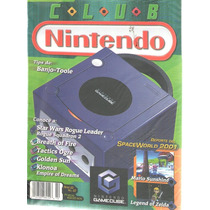 Revista Club Nintendo Año 10 Num. 10