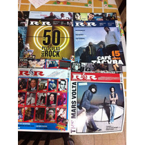 R & R Revista Rock And Roll Varios Numeros