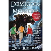 Demigods And Monsters: Your Favorite Authors On Rick Riordan