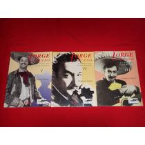 Jorge Negrete - Coleccion De 3 Tomos Clio, Jorge El Bueno