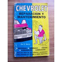 Chevrolet-reparación Y Mantenimiento-ilust-antiguo-1966-op4
