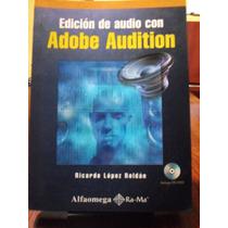 Libro Edicion De Audio Con Adobe Audition