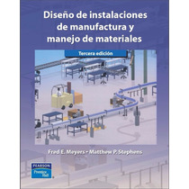 Libro: Diseño De Instalaciones De Manufactura Pdf