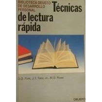Tecnicas De Lectura Rapida-ebook-libro-digital