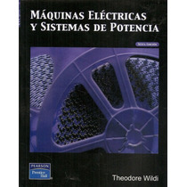 Máquinas Eléctricas Y Sistemas De Potencia Pdf