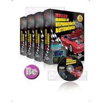 Miller Manual De Reparacion De Automoviles 4 Vols+dvd