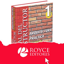 Manual Del Constructor Tomo 1 · Disponible En Royceshop Fn4