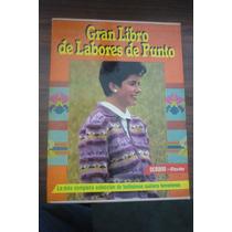 El Gran Libro De Las Labores De Punto Enciclopedia De Tejido