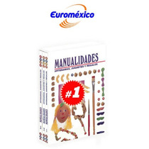Manualidades Artesanias Juguetes Y Regalos 3 Vols Euromexico